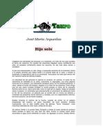 Arguedas, Jose Maria - Hijo Solo