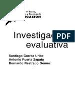 Investigacion Evaluativa
