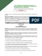 Reglamento Lgeepa Prevencion y Control de La Contaminacion de La Atmosfera