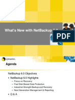 NBU6 Whats New MoreTechnical