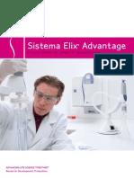 Elix Advantage - Catálogo ES