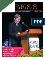 The Stony Brook Press - Volume 28, Issue 2