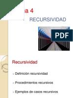 Recursividad Aa
