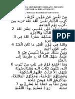 Keutamaan Membantu Seorang Muslim