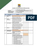 Instrumen Validasi Keterlaksanaan Kurikulum 2013