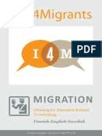 Glossary Migration FIN ENG SWE