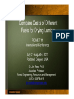 Calculate Drying Costs
