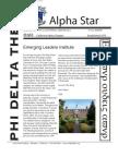 Alpha Star - Fall 2009