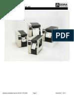 Zebra Xi4 Parts Catalog (en)