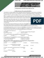 CBSE Class 6 Practice Question Bank