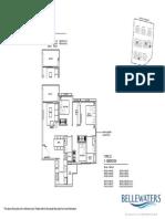 bellewaters  20140826 floorplan - for agents
