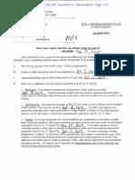 14-09-05 Microsoft v. Samsung Case Management Plan