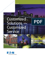 Customized Solutions - Customized Services