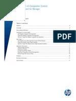 HP-UX 11i v3 Congestion Control Management for Storage