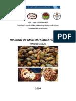 Training of Master Facilitators Manual (Malaysia & Indonesia)