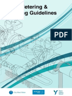 Water Metering and Servicing Guidelines