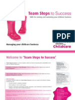 Managing Your Childcare Business