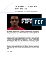 FIFA 15_ 10 Unlikely Players Who Will Dominate the Game