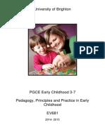 EV681 programme