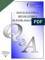 Guida Ad Un Sistema Integrato Dei Sistemi Qualità e Ambiente