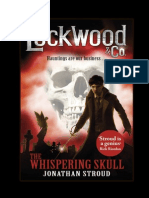 Lockwood & Co. The Whispering Skull - Chapter 1