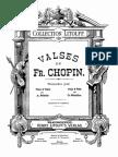 Waltz no.7 op 64, no. 2 Chopin, Frédérique