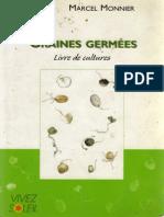 Graines Germees - Livre de Cultures Marcel Monnier 2004