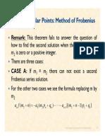 4-Power Series Solution at Regular Singular Point-2