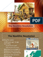 neolithic revolution powerpoint