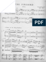 Firebird - Excerpts from Keith Brown's Orchestral Extracts book