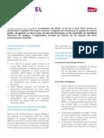 La SNCF Rénove en Profondeur Son Systeme 5 Septembre 2014