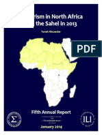 Terrorism in N Africa and Sahel 24Jan2014