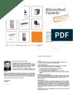 Bueromoebel-Experte.de Katalog 2013-2014