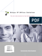 Ip Office Solution