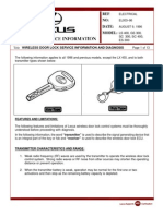 92 SC300 Wireless Service Info