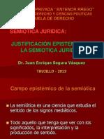 M - 10 Epistemología de La Semiotica Jurídica.x