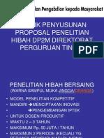 Lppm-pelatihan Metodologi Penelitian Hb Dan Fundamental