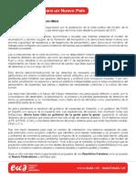 Conferencia de Nuet (en castellano)