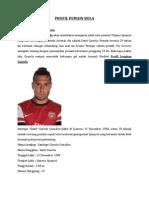 Profil Pemain Bola