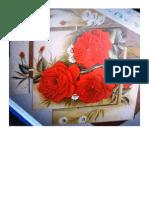 Rosas Quadro Colorido.dot