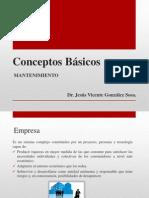 Conceptos Básicos-Mantenimiento