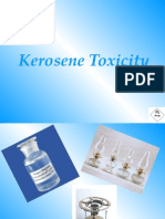 Kerosene Toxicity