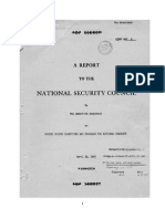 National Security Council Report 68