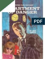 Chris Cool TEEN Agent #3 Department of Danger