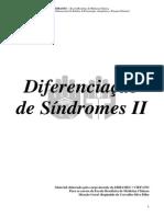 Apostila Diferenciação de Síndromes II