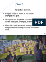 What is a Pixel-Graphics