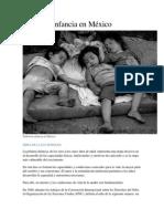 Dolorosa Infancia en México