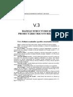 V.3. Bazele Structurii Si Proiectarii Tricoturilor