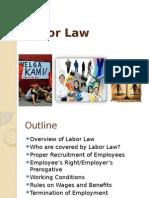 7. Labor Law