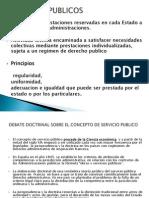 1.- Servicios Publicos